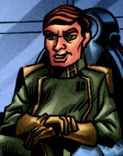 Admiral KirstCIS