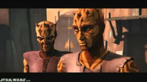Star Wars The Clone Wars Season 3 Episode 13 Commentary