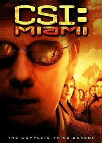 CSI Miami Season Three