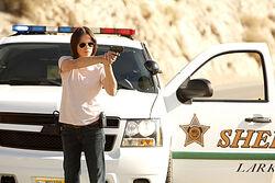 Sara Sidle - S14 E10 Girls Gone Wild (1)