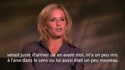 Interview Elisabeth Shue (Les Experts) pour Télé Star