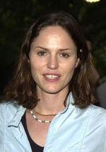 Jorja Fox in 2001