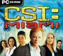 CSI: Miami (videojuego)