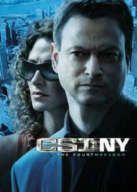 CSI NY Season Four