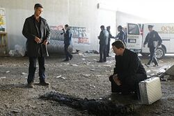 CSI NY - Clean Sweep
