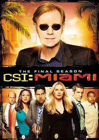 CSI Miami Season Ten