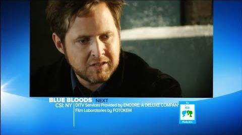 "CSI NY Promo 9x10 ""The Real McCoy"" 12-7-12"