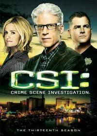 CSI Crime Scene Investigation, Season 13