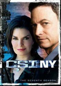 CSI NY Season Seven