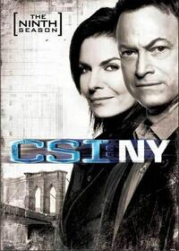 CSI NY Season Nine