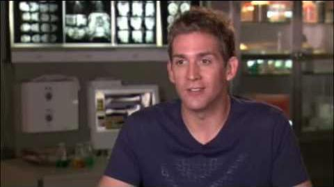 Eric Szmanda Season 10 CSI questions