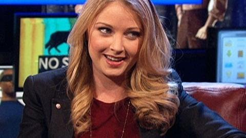 Elisabeth Harnois Talks CSI Crime Scene Investigation