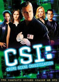 CSI Crime Scene Investigation, Season 2