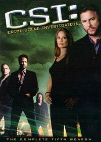CSI Crime Scene Investigation, Season 5