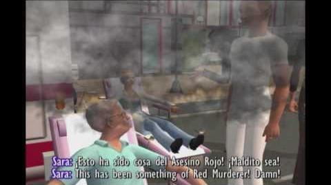CSI Paris - 1x12 - Rojo de Nuevo (Red Again) - Season Finale
