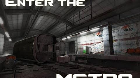 CS Online - Metro(exploring) for Bot Zombie mode
