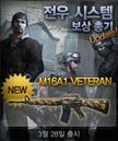 M16A1Veteran Korea poster
