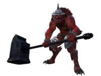 Mabinogi monster