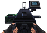 Mountgun viewmodel