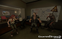ZombieZ office