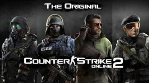 Counter-Strike Online 2 Menu Theme