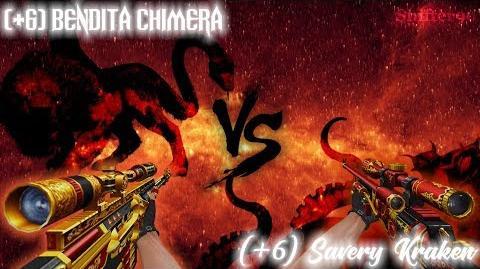 CSO CSN Z Weapon Review (+6) Bendita Chimera vs (+6) Savery Kraken