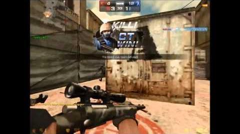 Counter Strike Online M24