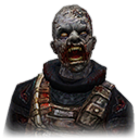 Zombie man heavy 01 l