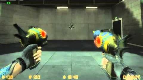 Counter-Strike Online - Sha Wujing Dual Handgun - China Official Trailer