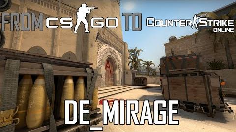 CSO Mirage Map Arrives!