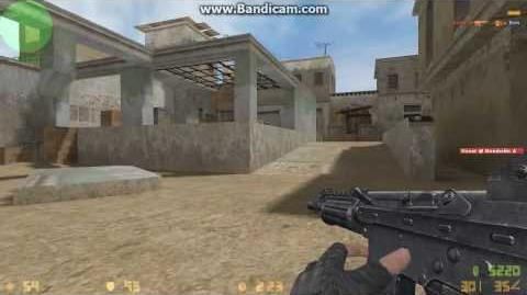Counter-Strike Condition Zero - Custom Map - de stealth