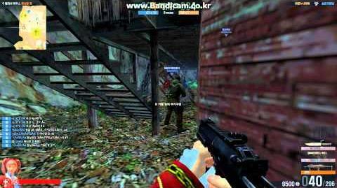 CS Online 2 - Zombie House in Militia