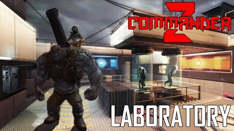 COMMANDER-Z Laboratory Defence (Counter-Strike Online 2)