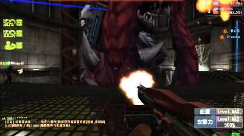 Zombie Scenario Mode Season 3 - Panic Room(Kraken)