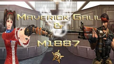 Counter-Strike Online - Maverick Galil & M1887-0