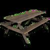 Hide table picnic
