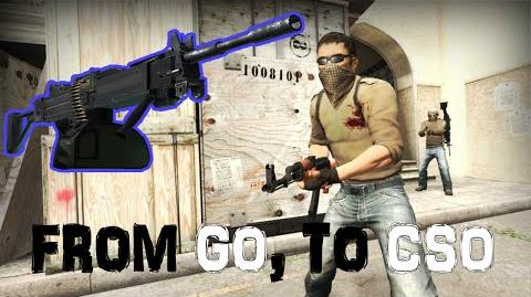 Negev NG-7 Review (Counter-Strike Online)