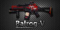 Balrog5 poster sgp