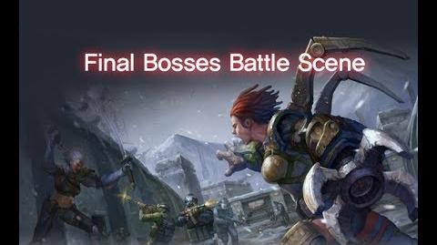 CSO Envymask Neid and Zavist (New Female Bosses) - Zombie Scenario Season 4