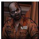 Zombie man run 02 l