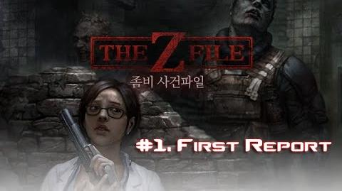 CSO The Z-FILE 1st Report