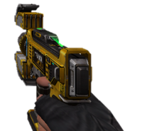 Vxlshortgun viewmodel