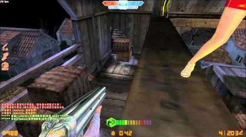 Counter-Strike Online Zombie Mode 3 'Heroine'(Requiem)