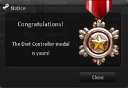 Dietcontroller