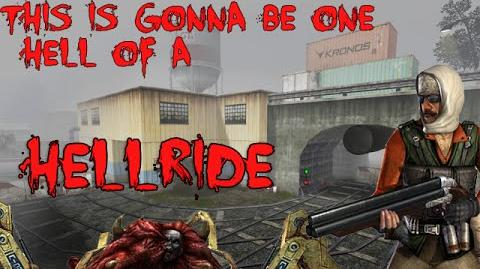 Counter-Strike Online Zombie Shelter Coop - Hell Ride