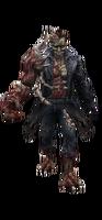 Zombiejack model front