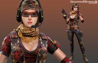 Desert mercenary viper