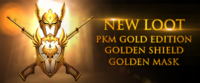 Gold pkm costume sgmy poster