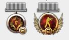 Season 2 medals