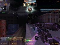 Battle Hecate II kill XD